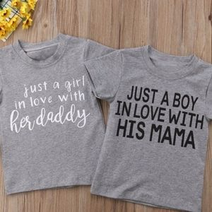 """Other - NEW Kids """"Just a boy/girl in LOVE with mama/dad"""""""